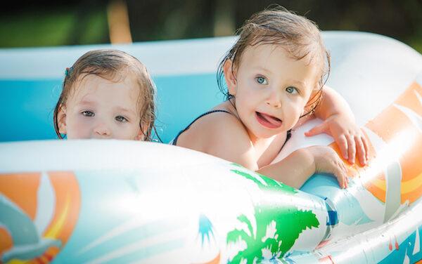 Las mejores piscinas hinchables para pasar el verano