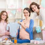 Guía para organizar el baby shower de tu mejor amiga