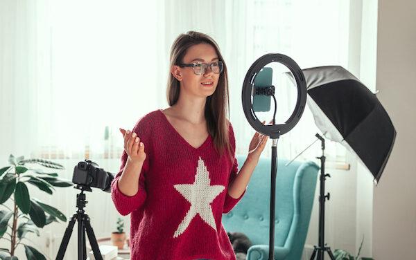 Usar TikTok para creadores de videos